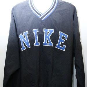 "90's Vintage ""NIKE""  Windbreaker Pullover Jacket"
